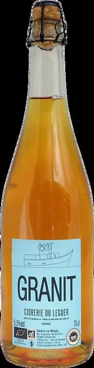 Cidrerie du Leguer, IGP Cidre de Bretagne 'Granit'