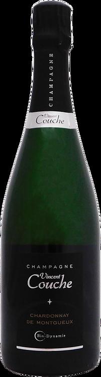 NV Champagne Vincent Couche, 'Chardonnay de Montgueux' Brut Nature