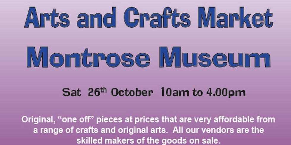 Montrose Museum - 26th October 2019