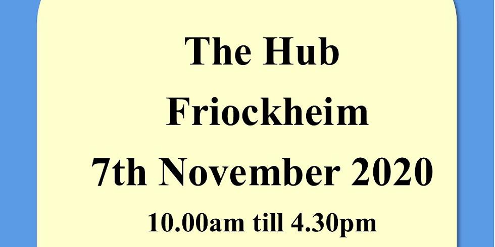 The Hub Friockheim 7th November 2020