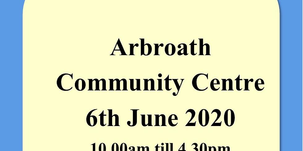 Arbroath Community Centre 6th June 2020
