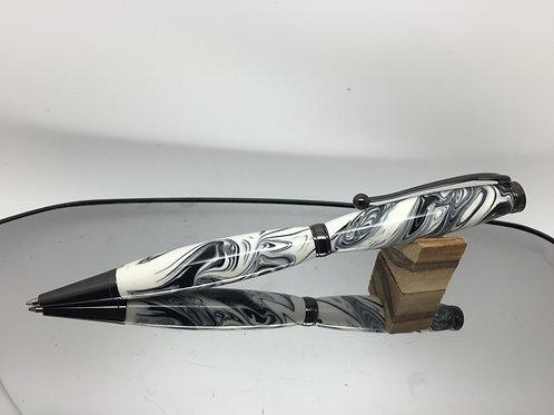 Slimline Pen - Gun Metal