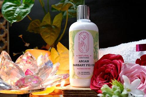 ROSA MYSTICA naturals Argan & Barbary Fig Hair Conditioner No Parabens & No Sulp