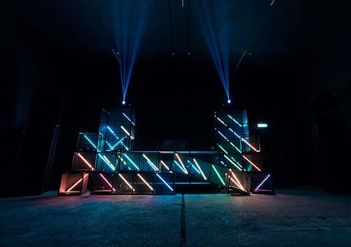 Night Tales DJ Booth