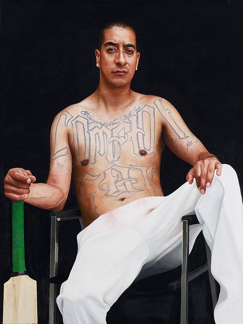 'Ricardo' Print 40x60cm