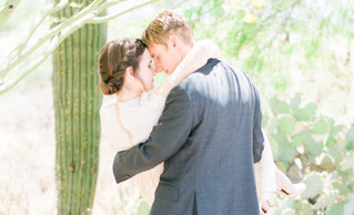 Intimate Pandemic Wedding