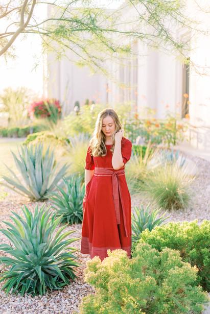 Best Tucson Senior Photographer