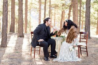 MOUNT LEMON WEDDING
