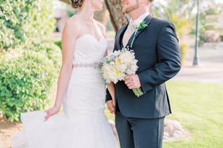 Laura & Josh's Wedding at Omni Tucson National Resort