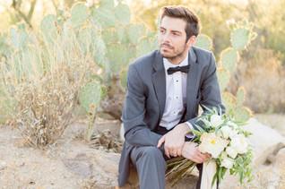Tucson Arizona Groom Inspiration