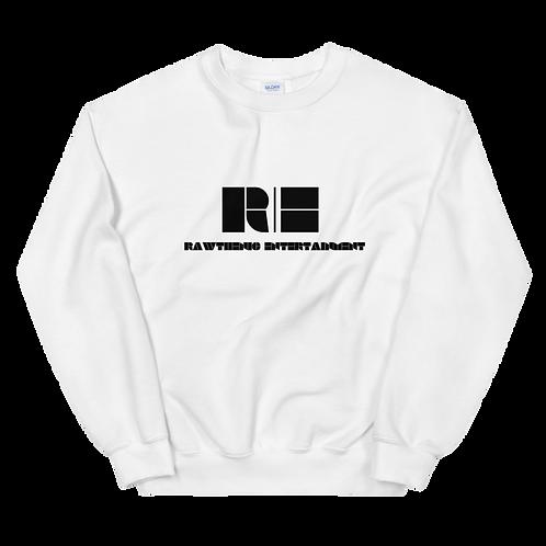 Rawthenic Crewneck White