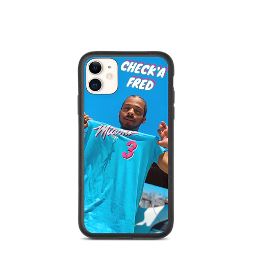 Check'a Fred Phone Case
