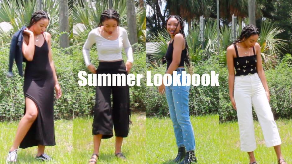 Summer Lookbok