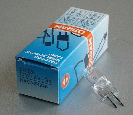 OSRAM 64223 6V 10w 300Hrs Lamp