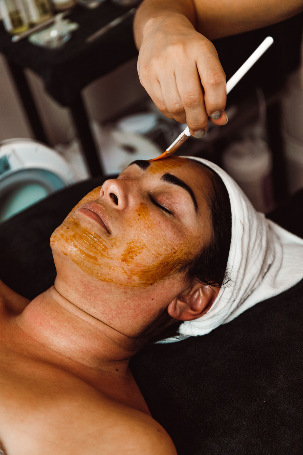 Exfoliating + Soothing Facial