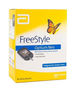 freestyle optium neo metre kit