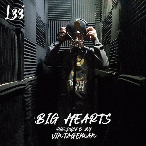 L33 - Big Hearts (Free Download) - MP3
