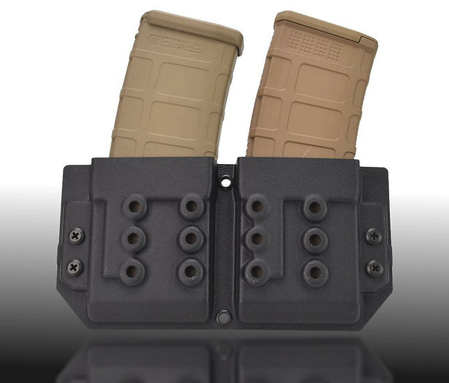Double Mag Carrier AR-15 PMAGs