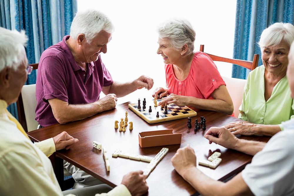 חברות סיעוד לקשישים