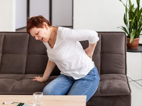 הורה מתלונן על כאבים בגב או בירך?