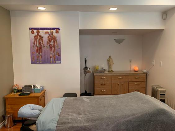 Francesco Holistic Treatment Room