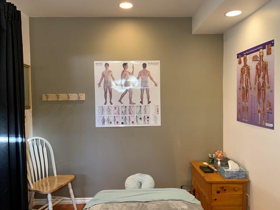 Francesco Holistic Second Treatment Room