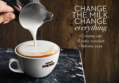 Cafe nero campaign