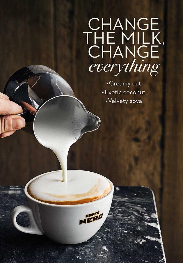 Caffe nero campaign