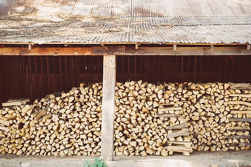 Seasoned Logs (Full Load)