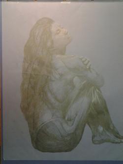 Layered Woman