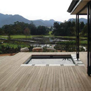 House at Montagu Ridge Lodges, Fancourt