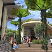 BioMimicry Discovery Park (in consortium with Elaine Lamb Architects), Knysna
