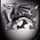 Thumbnail: blason gallois stylisé