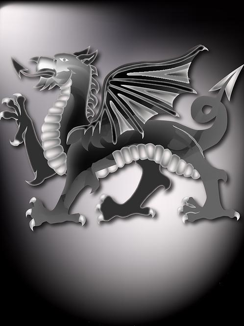 blason gallois stylisé