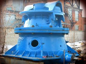 Капитальный ремонт конусной дробилки LOKOMО G1810