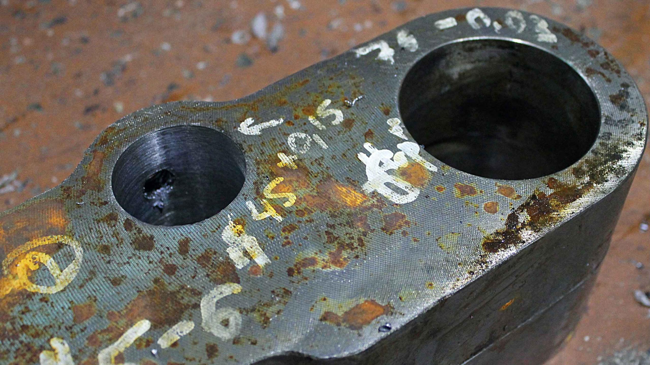 Рычаги для статичной плиты ТПА