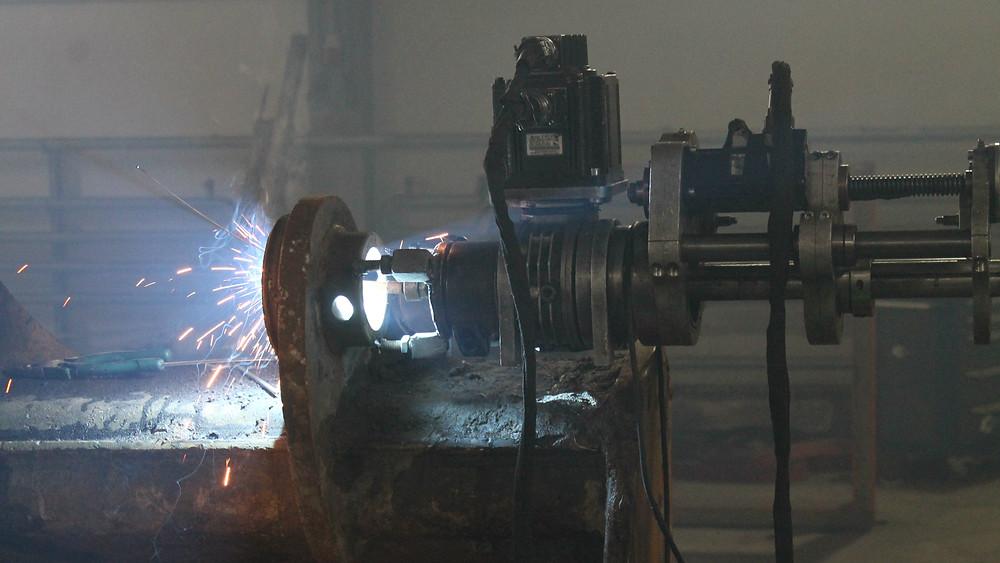 наплавка металла в автоматическом режиме