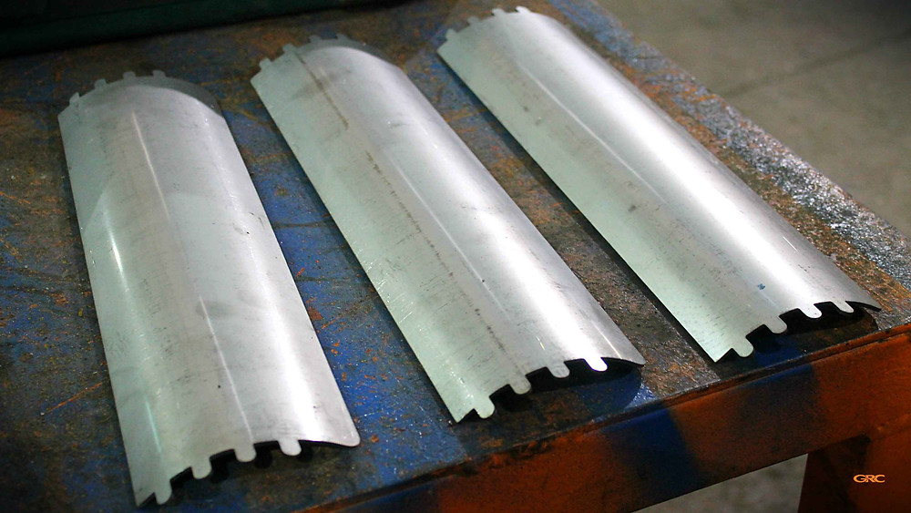 лопасти из нержавеющей стали для новой центробежной крыльчатки