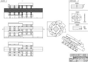 чертеж дробилки для переработки вторсырья