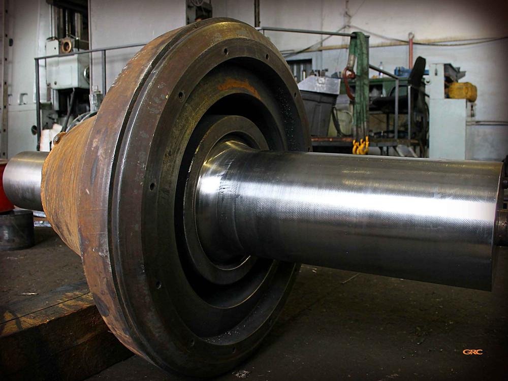 конусная дробилка Sandvik QH331 после ремонта
