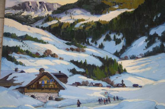 Maqui Village, Haute Savoie, France