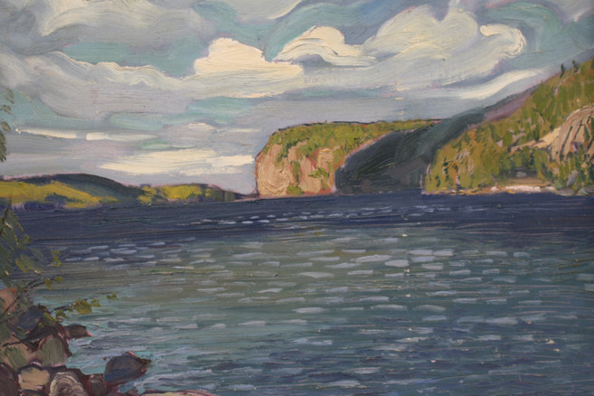 Bon Echo Lake Mazinaw
