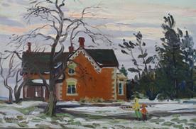 Ontario Farmhouse, Streetsville