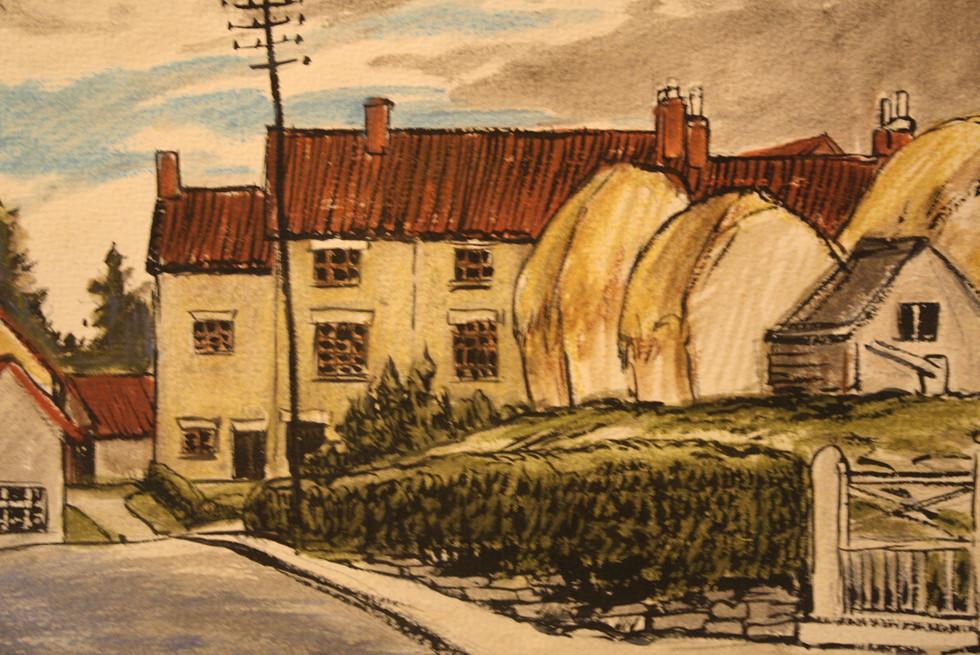 Nawton Village, Yorkshire
