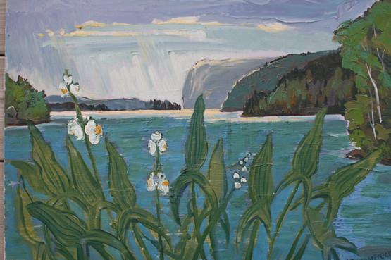 Lake Mazinaw