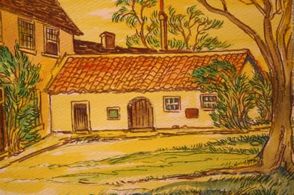Studio of Vincent Van Gogh, Nuenen