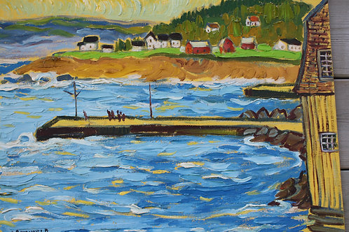 Ingonish Harbour, Cape Breton