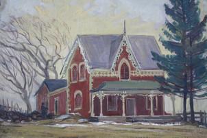 Gingerbread House, Peel