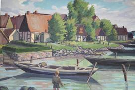 17th C Village of Schlei Fishermen