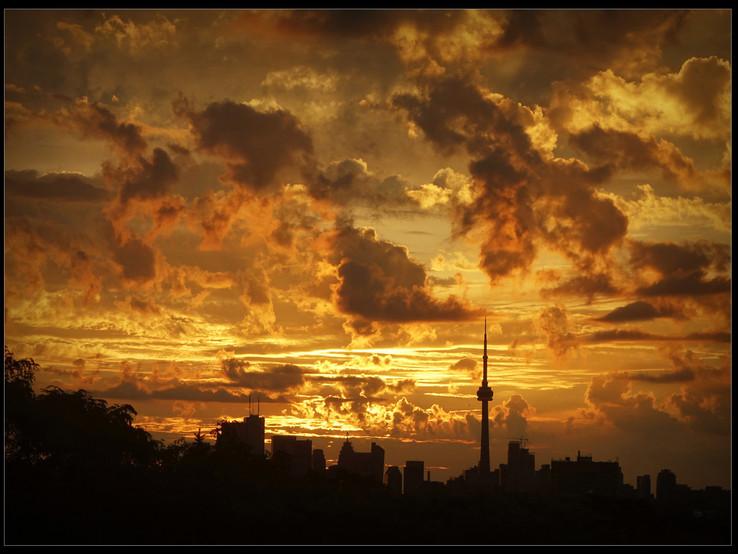 Toronto-Sunrise